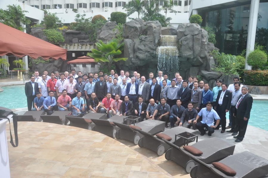 Crew Conference at Manila, Philippines – October 2015
