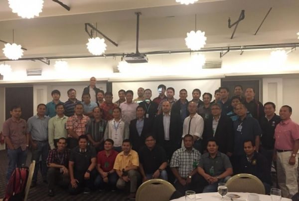 Crew Conference at Manila, Philippines – July 2015